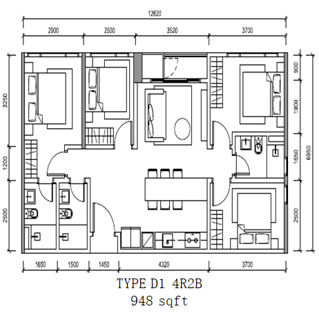 Altris_Residence_TypeD1-4R2B
